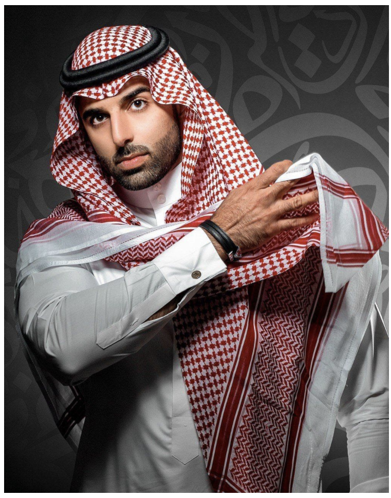 Famous Saudi Model Khaled Muhammed Almulhim Reveals His Early Life, Modeling Journey