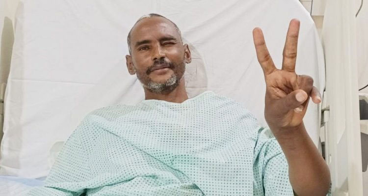 A Tale of Transplant in Tough Times: 45-years-old undergoes successful Liver Transplant, Lockdown delays return to Sudan