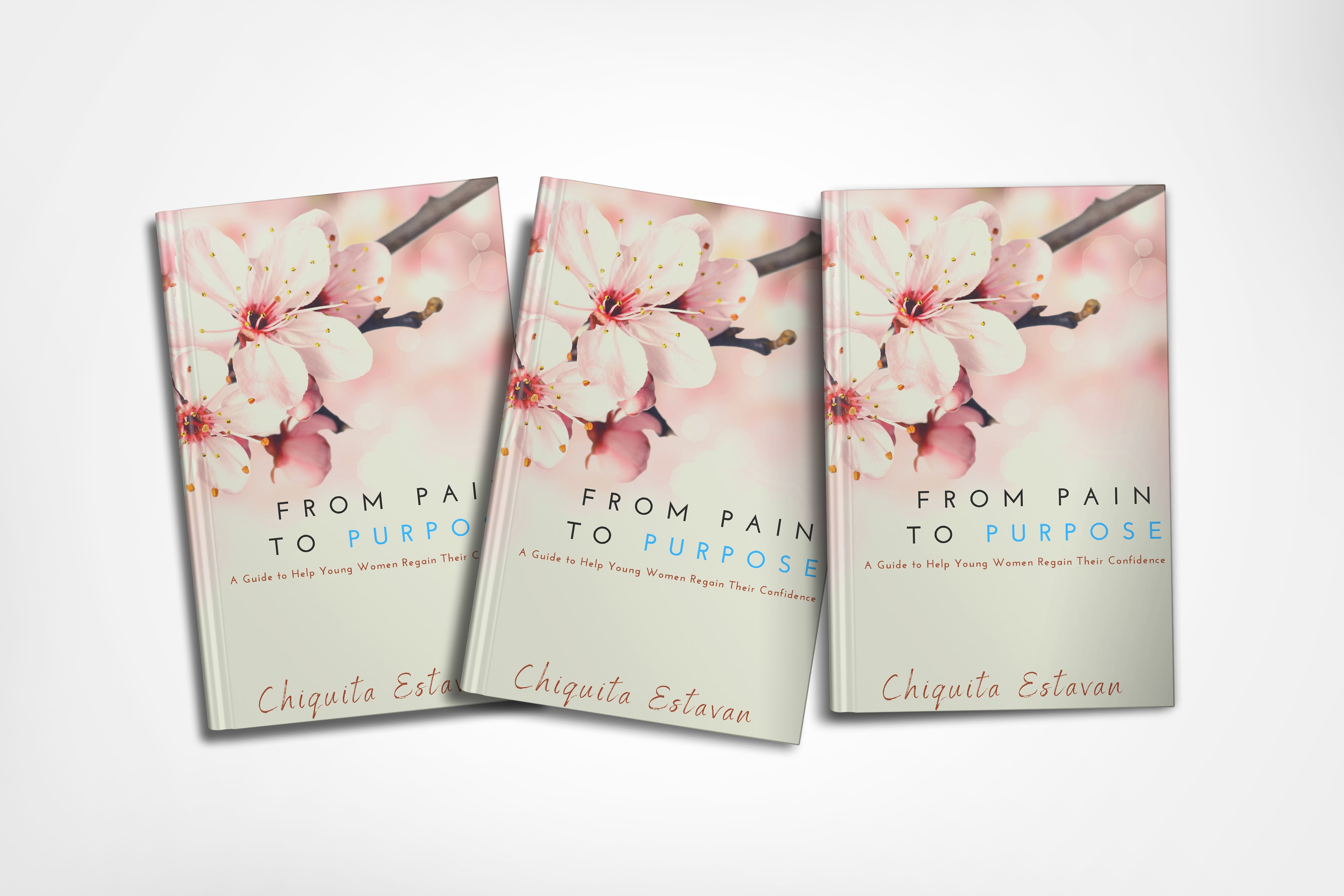"Chiquita Estavan offers a self-help guide for women in her new book ""From Pain to Purpose"""