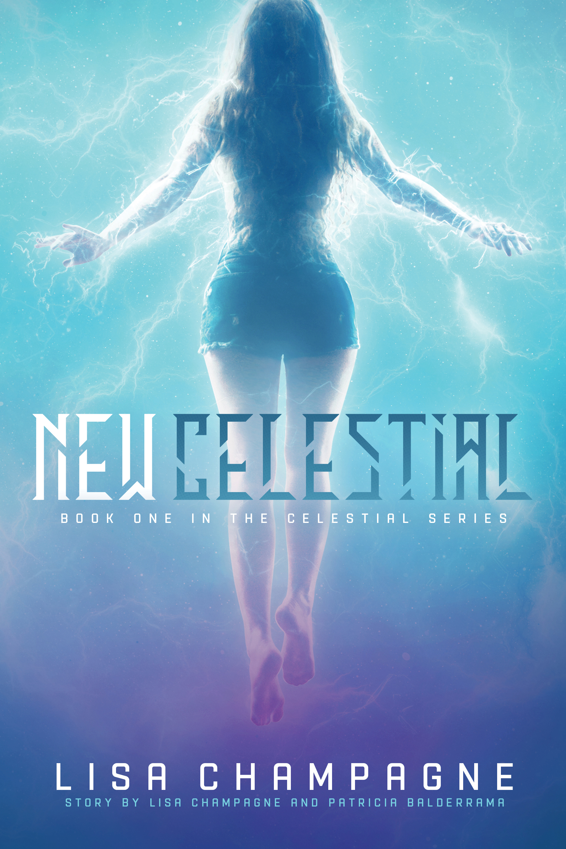 New Celestial: Lisa Champagne's Thrilling New Book