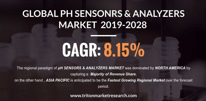 The Global pH Sensors & Analyzers Market to Garner $1939.5 Million by 2028