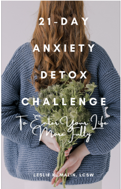 """The 21-Day Anxiety Detox Challenge"" Breaks the Cycle of Anxiety and Overwhelm, Reveals Path to Enter Life More Fully"