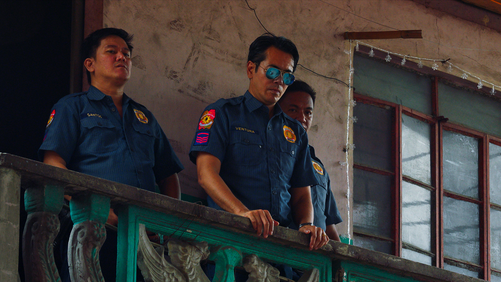 """Police action film """"Watch List"""" to play North American theaters late August"""