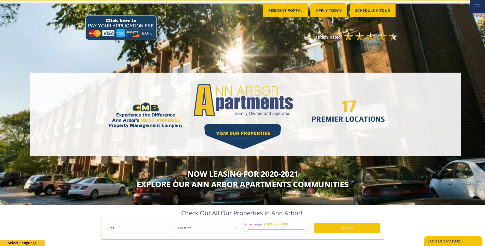 How Ann Arbor Apartments is dealing with property requesting during COVID 19
