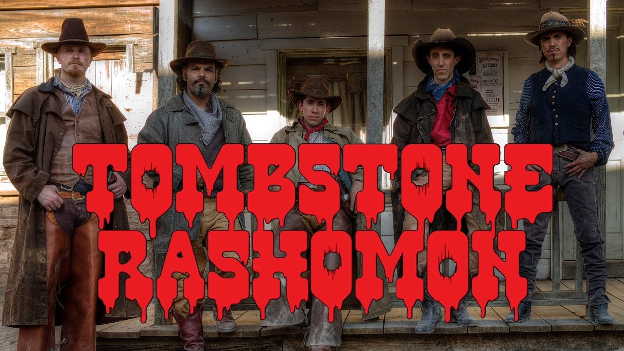 Witness the Legendary Shootout in Western 'Tombstone Rashomon' - Streaming on Amazon Prime
