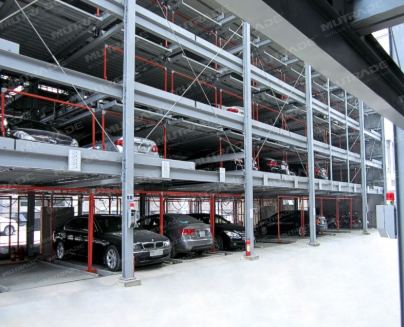 Puzzle Parking System, Bi-directional Automated Perking System and Multi-level Parking System: is there a difference?