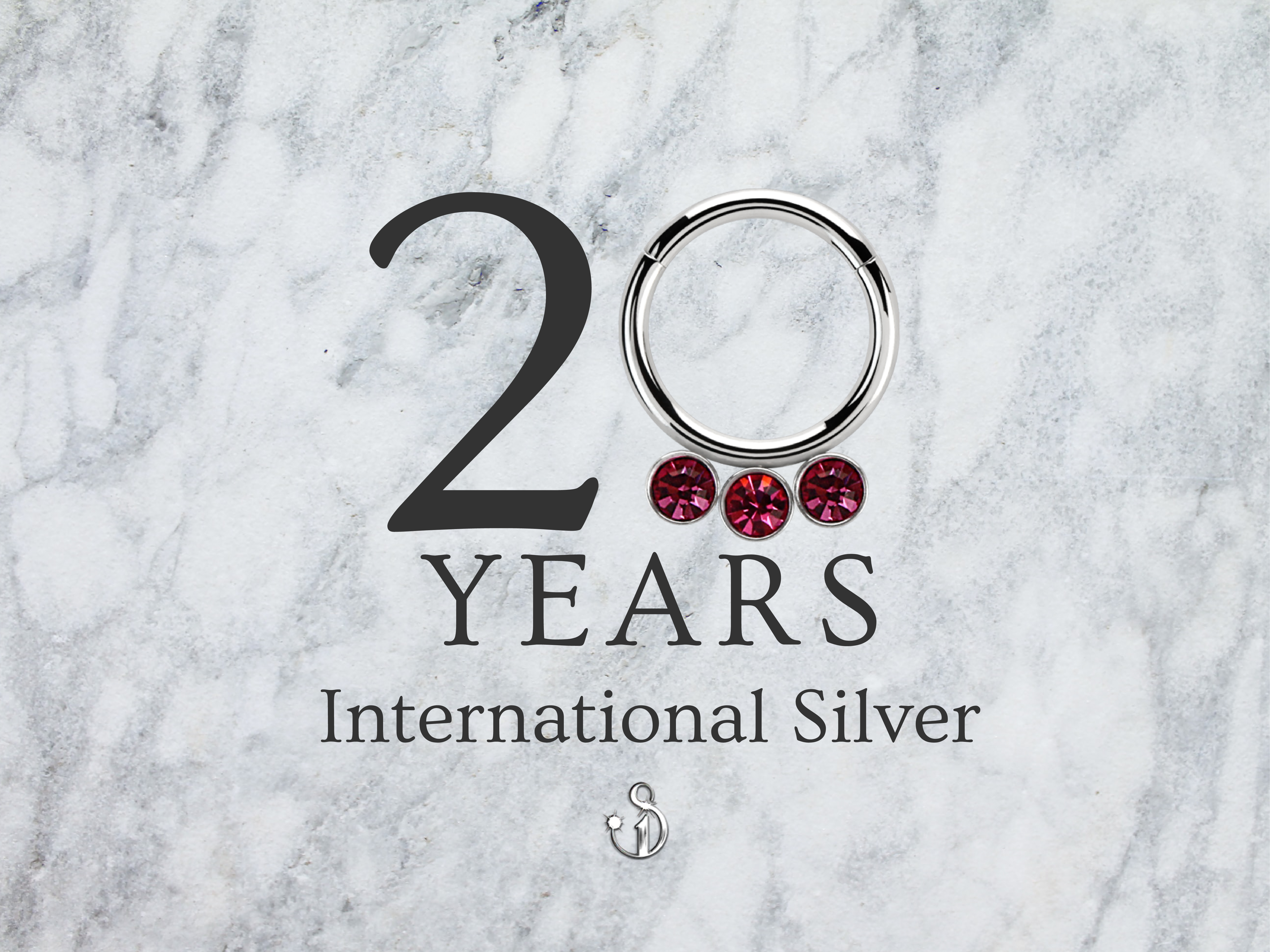 International Silver Inc. Celebrates 20 Years in the Wholesale Body Jewelry Industry