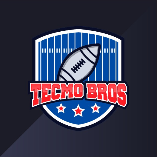 "Andy and Ben's discuss everything related to Fantasy Football in their podcast ""Tecmo Bros fantasy Football"""