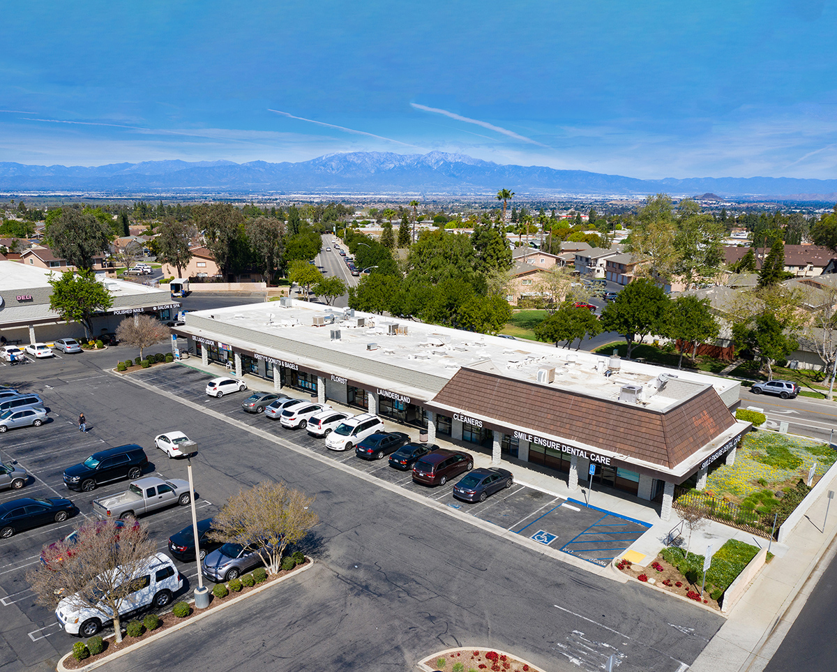 Hanley Investment Group Arranges Sale of Two Multi-Tenant Retail Buildings at Grocery-Anchored Shopping Center in Inland Empire for $5.2 Million