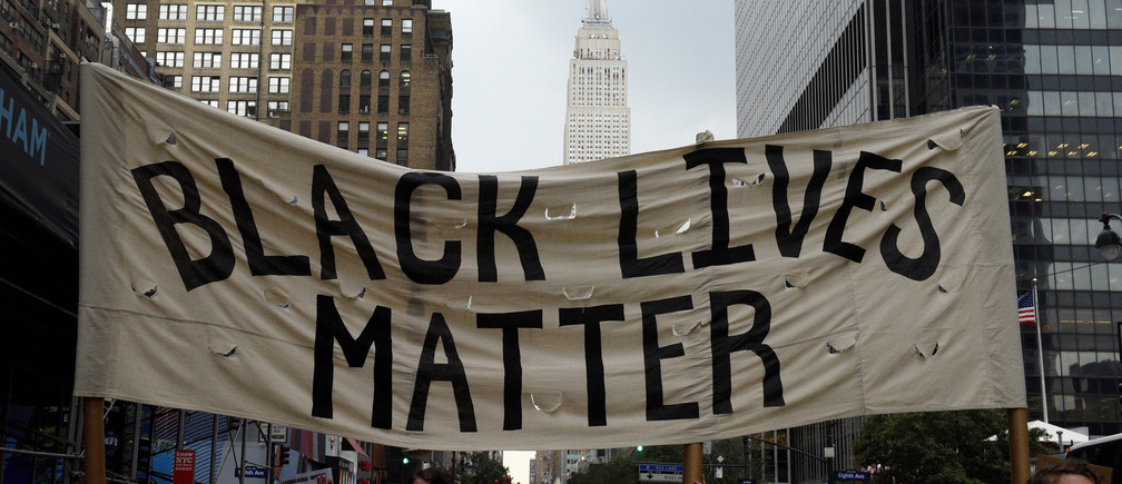 "GQ Fashion Icon Chaim Kerendian Launches ""Black Lives Matter"" Campaign in Support of BLM"