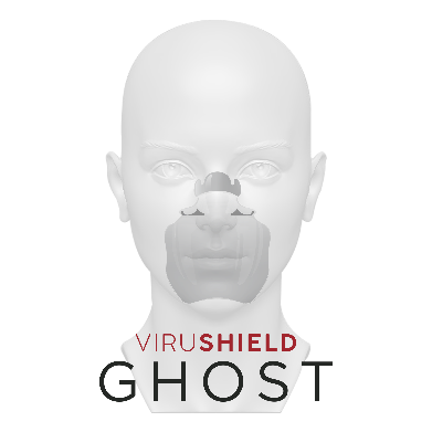 ViruShield, Inc. Pioneers The Ghost Shield™, A Revolutionary New Respiratory Shield Engineered to help in the fight against COVID-19 Transmission