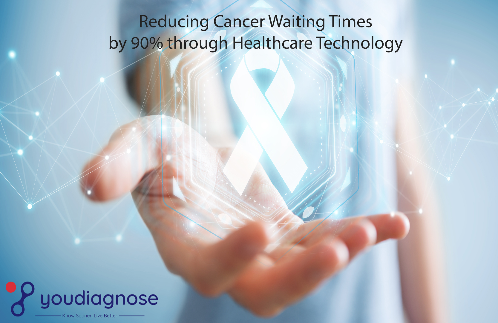 Reducing Cancer Diagnostic Waiting Times by 90% through Disruptive Healthcare Technology
