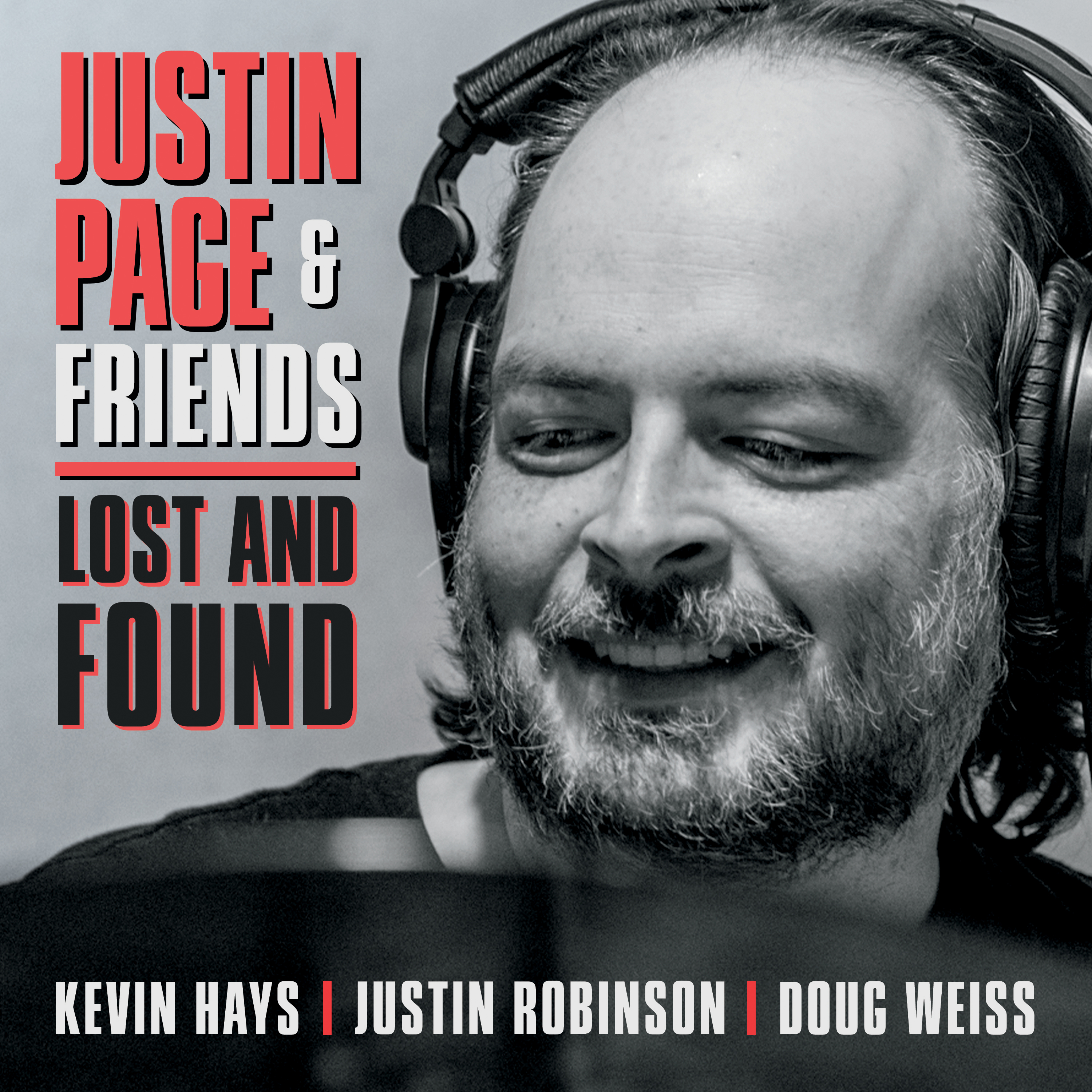 "Respected Jazz Drummer Justin Page Makes a Comeback after 25 years, Set to Release First solo Album, ""Lost and Found"""