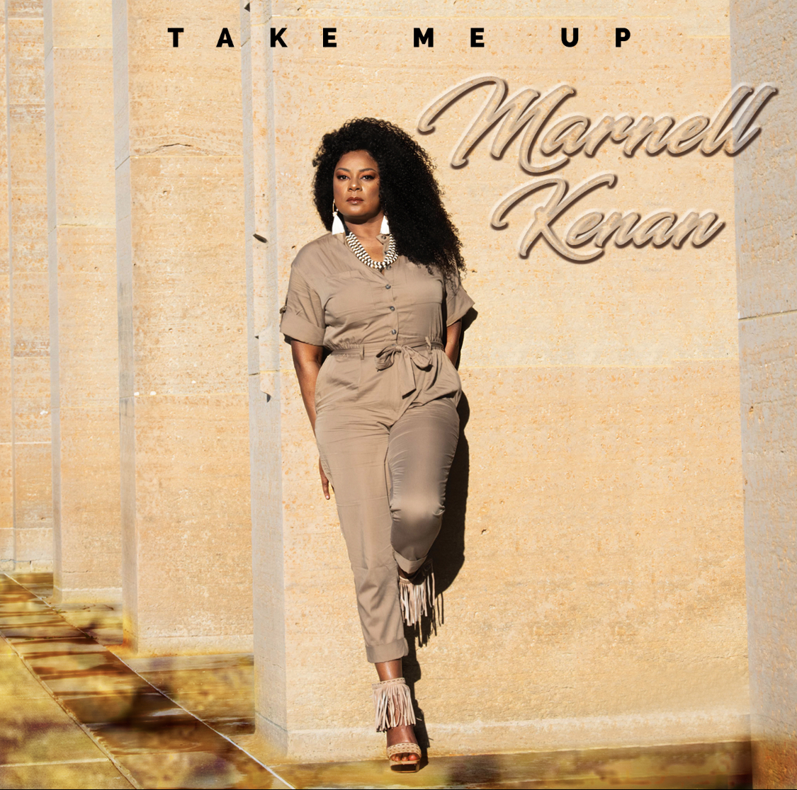 Background singer to the stars takes centre stage and releases Take Me Up, a homage to her gospel music roots