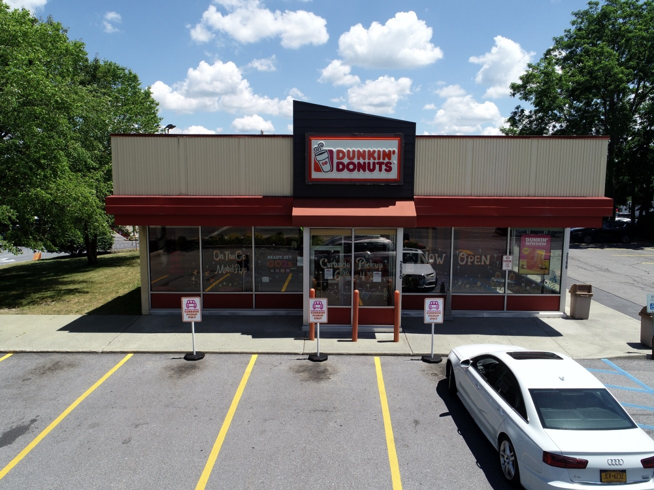 The Boulder Group Arranges Sale of Net Leased Dunkin' in New York