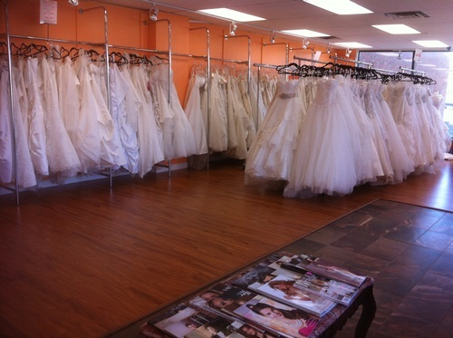 Best For Bride Named as Best Bridal Shop in Hamilton