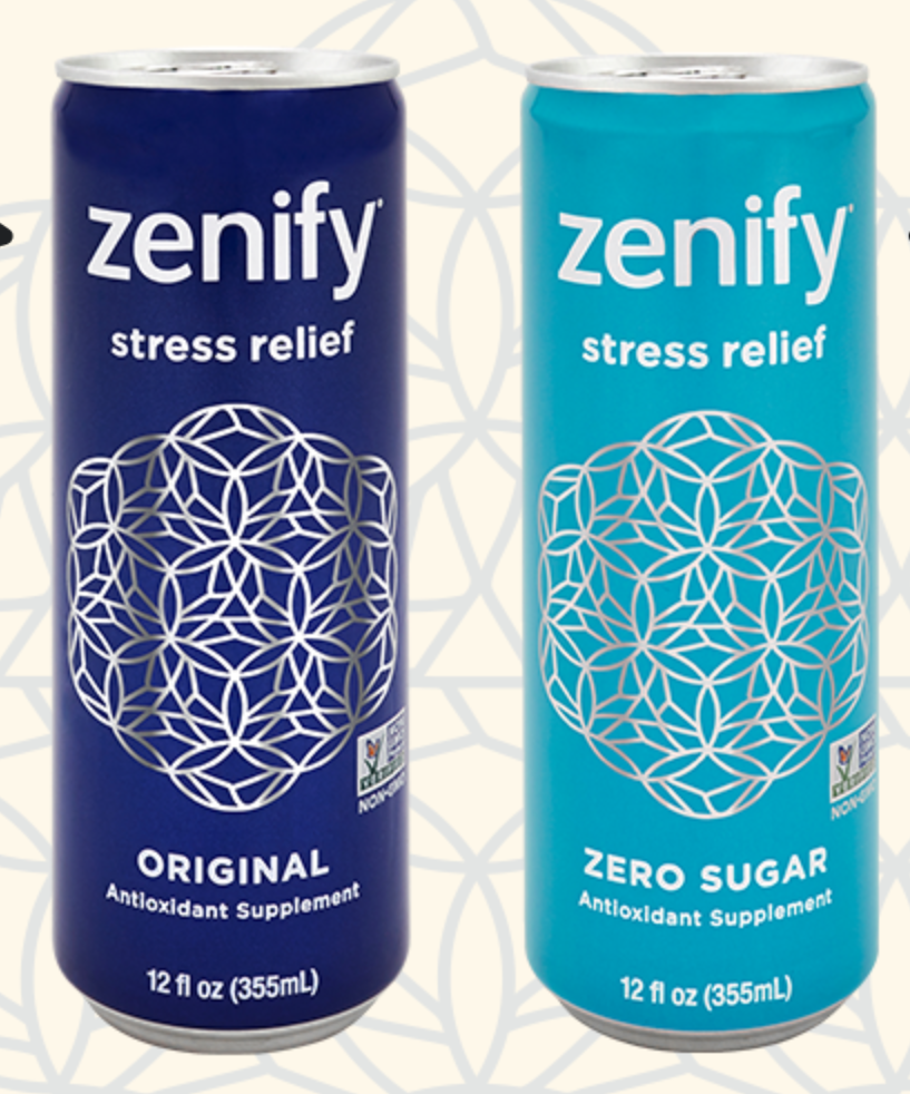 Zenify is now offered Nationwide Through Mr. Checkout's Direct Store Delivery Distributors.