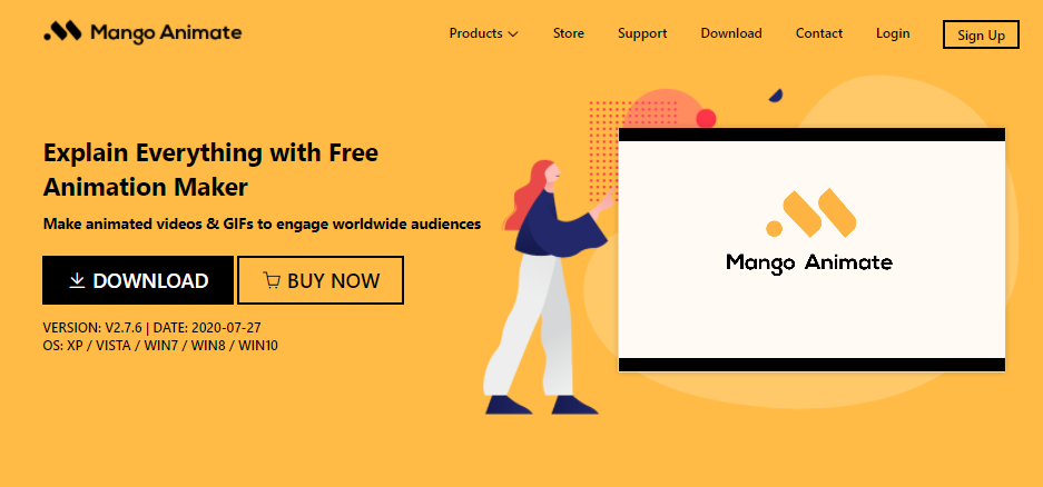 Mango Animate Rolls out the Mango Animation Maker for Free Download