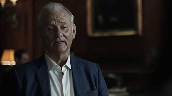 Bill Murray Reunites with writer-director Sofia Coppola in new film On The Rocks where he plays father to Rashida Jones in Comedy