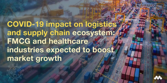 COVID-19 Impact on Logistics & Supply Chain Industry Market