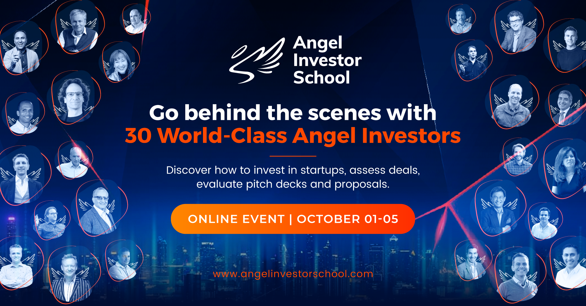 Top business angels show how angel investing can save the startup world