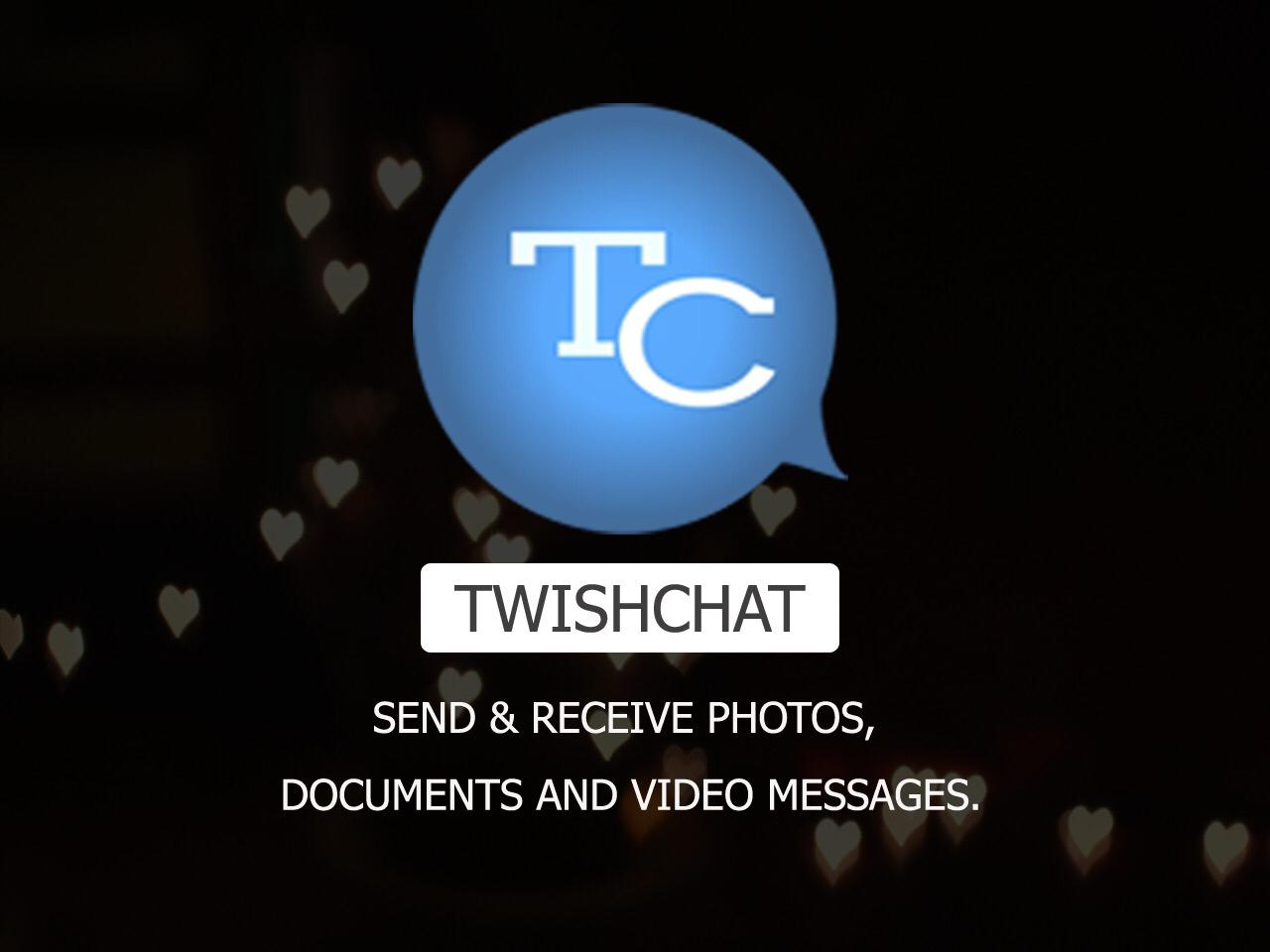 Twishchat - the Indian visiting and video calling application
