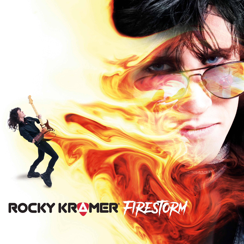"Rocky Kramer's Latest Album ""Firestorm"" Now Available Worldwide"