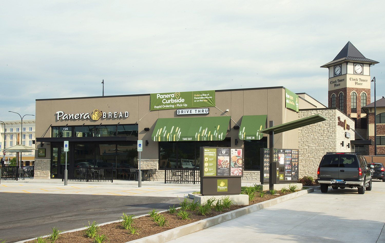 Hanley Investment Group Arranges Sale of New Construction Panera Bread Drive-Thru in East Peoria, Illinois for $3.5 Million