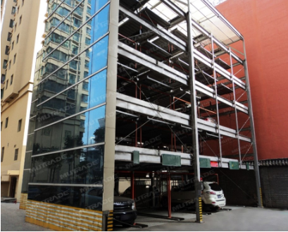 Mutrade Shares The Advantages Of Multi-Level Parking