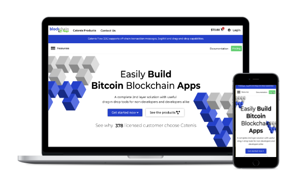 Blockchain of Things Launches Self-Service SaaS Offerings