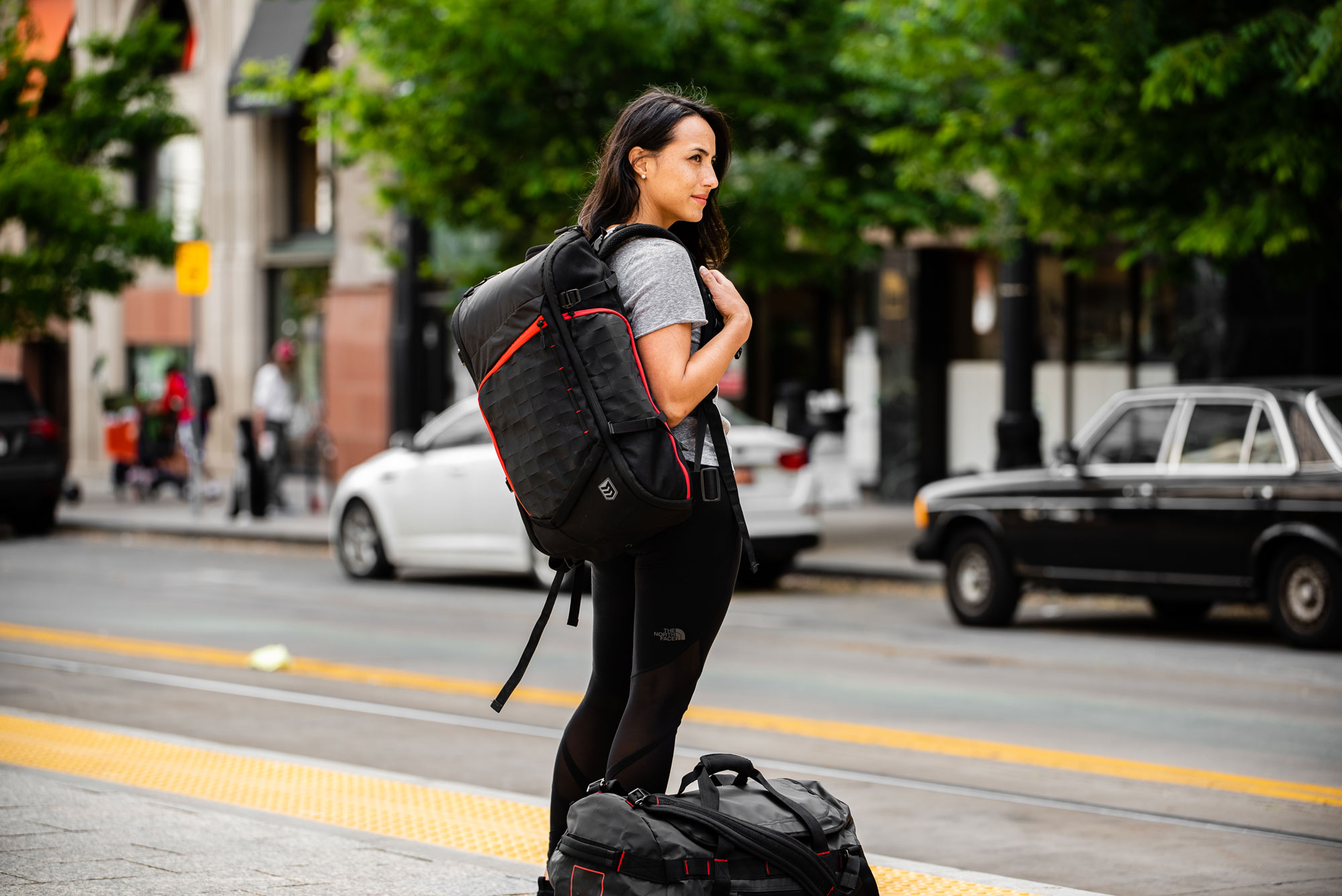 Does a tactical backpack belong in corporate America?