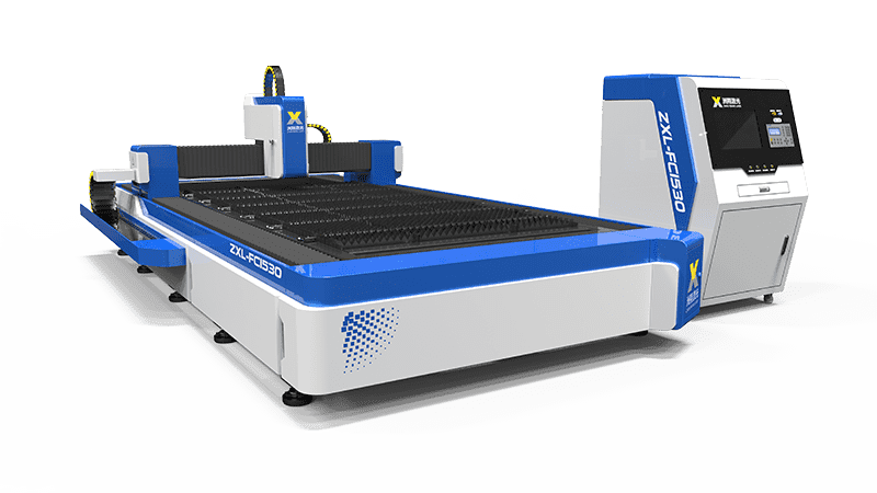 The advantages of fiber laser cutting machines in cutting carbon steel