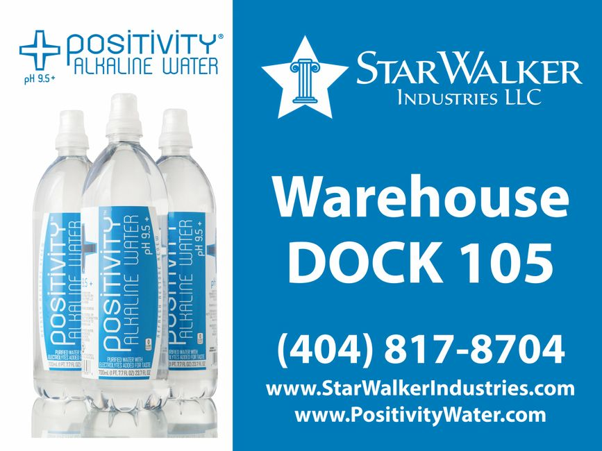 Positivity Alkaline Water is now offered Nationwide Through Mr. Checkout's Direct Store Delivery Distributors.