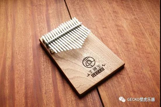 Gecko Musical Instruments And Yang Po Qiangqiang Jointly Launched Immortal Co-Branded Series: K17gy Kalimba