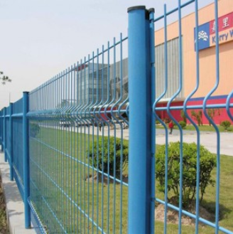 The Heating Temperature of a Typical Wire Mesh Fence