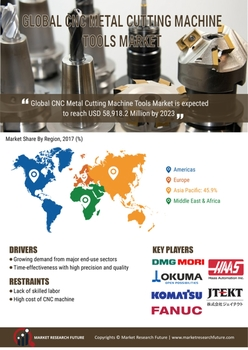 CNC Metal Cutting Machine Tools Market Analysis, Industry Size, Regional Outlook, Competitive Strategies and Forecasts, 2020 To 2023, Focusing On Top Key Players