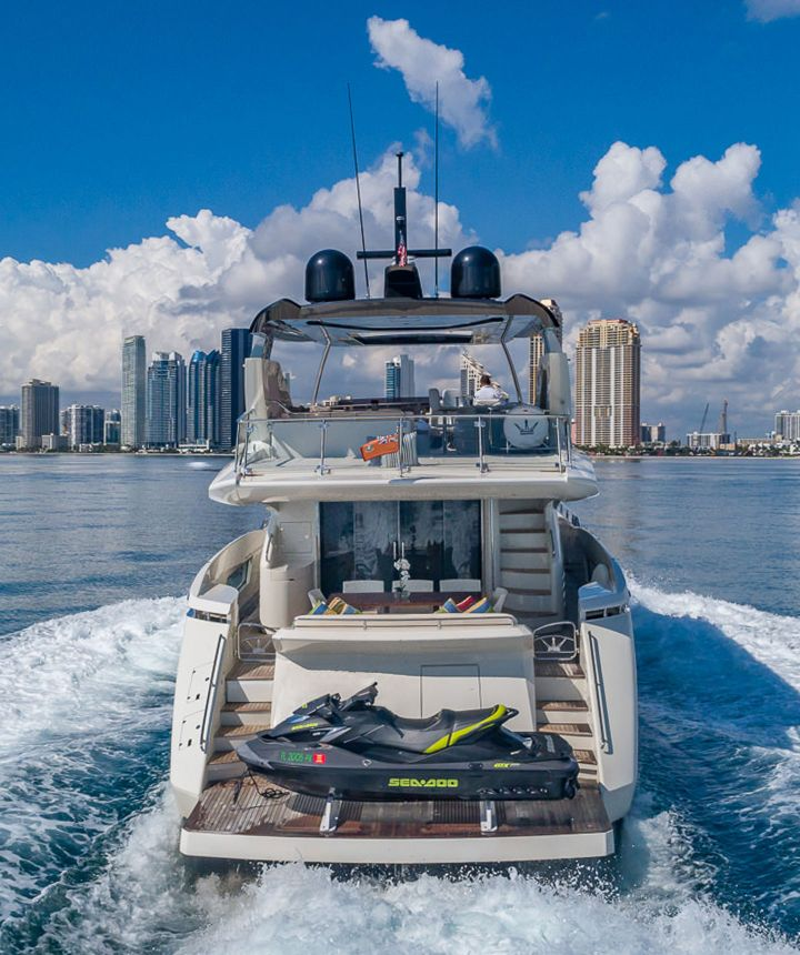 Yacht Charter Miami Beach, Luxury Yacht Rental Service, Launches New Website and Features
