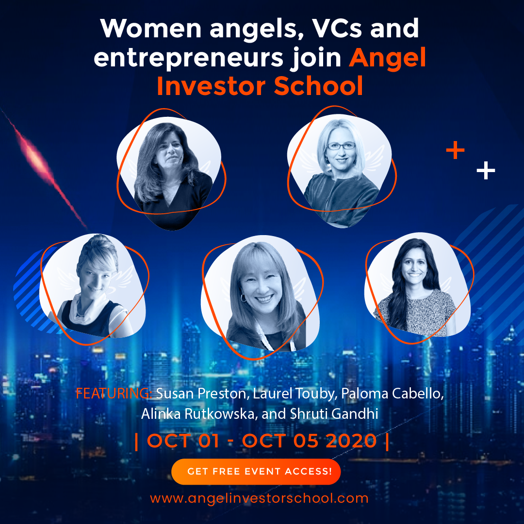 Women angel investors and entrepreneur gather to showcase diversity
