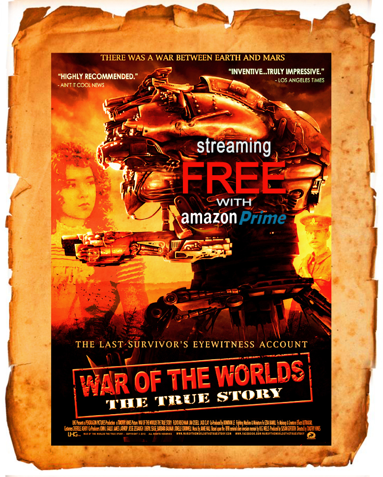Three War of the Worlds Adaptations Better Than the Jeff Wayne Musical
