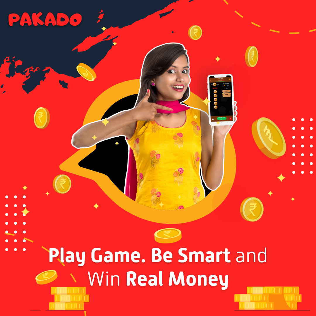 Enter Live Tournaments and Win Big Prizes on Pakado app
