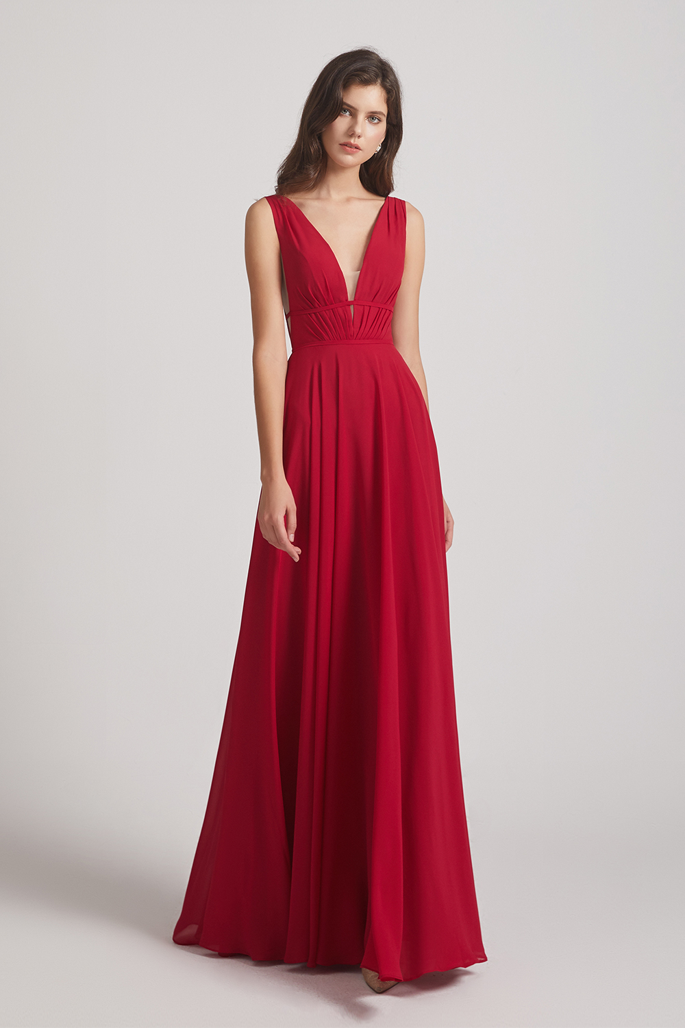 Top 5 A-line Bridesmaid Dresses from Alfabridal
