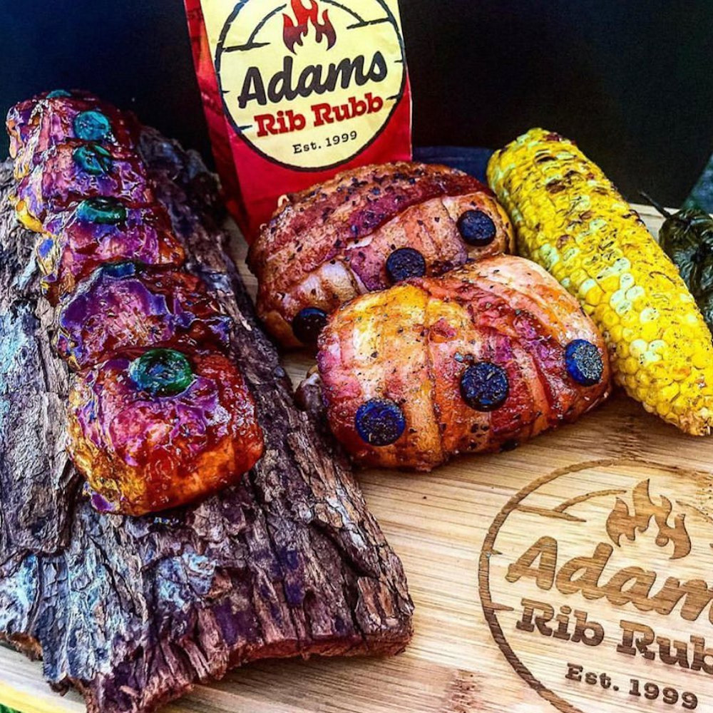 Adams Rib Rubb is now offered Nationwide Through Mr. Checkout's Direct Store Delivery Distributors.