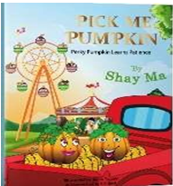 "Best-Selling Author Sharon Larita Ashford Launches Children's Holiday Picture Book in Seven Languages: ""Pick Me Pumpkin: Perky Pumpkin Learns Patience"""