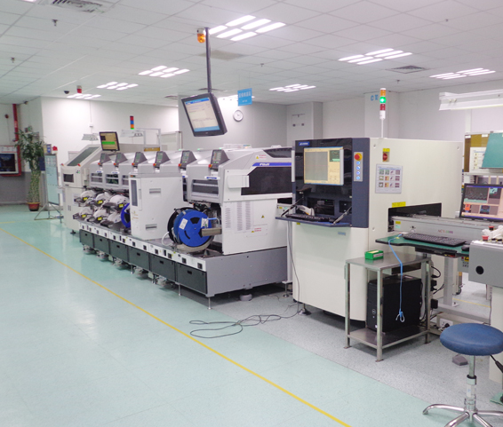SMT chip processing PCBA inspection implementation AOI has the following two main goals