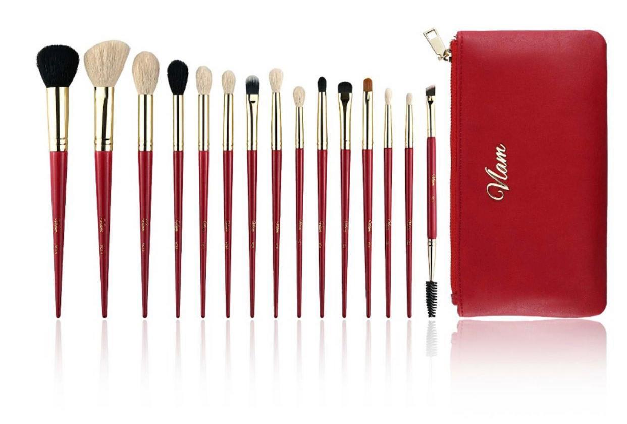 Makeup artists​ looking for an affordable, high quality makeup brush kit help VLAM Cosmetics sell out within 48 hours