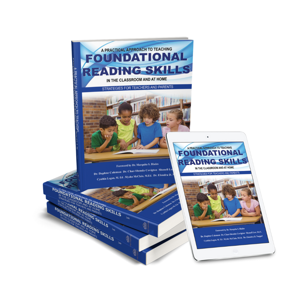 Group of Professional Educators Pen Guide to Teach Reading