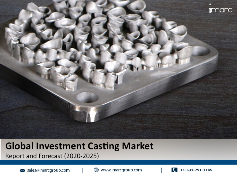 Investment Casting Market Industry Analysis, Demand, Growth Rate and Forecast 2020-2025
