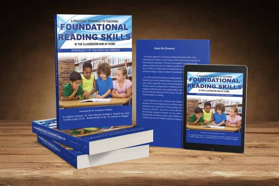 Educators Share a Practical Approach to Teaching Reading in New Book