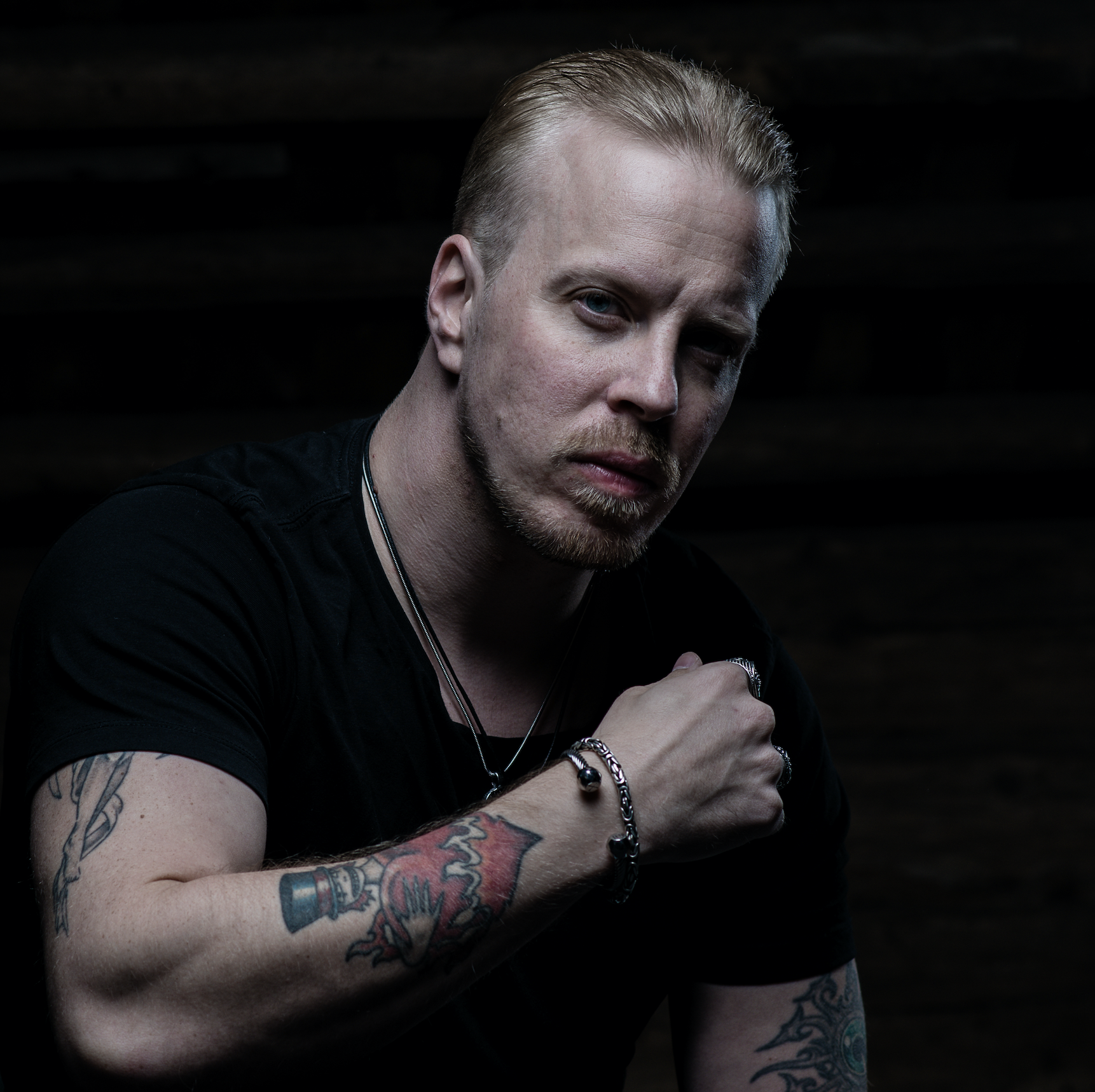 Johan Ruborg drops a new project titled 'Villain of the Piece'