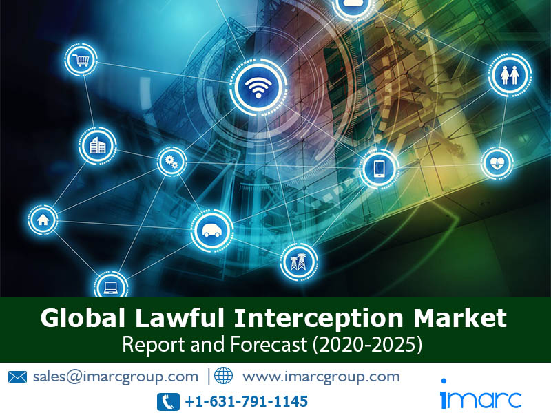 Global Lawful Interception Market - Industry Analysis, Share, Size, Trends and Research Report 2020-2025